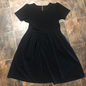 Women's lularoe Amelia dress